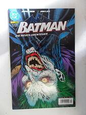 Die Neuen Abenteuer   Nr 1 x Comic  Batman 4  DC Panini    Z 1//1