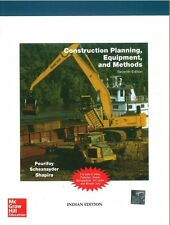 New-Construction Planning,Equipment,and Methods by Clifford J Schexnay-INTL ED