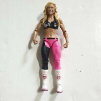 """WWE Mattel NATALYA NEIDHART Basic Series 20 6/7"""" Figure DIVA WOMENS - GLOBAL"""