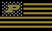 NEW Purdue Boilermakers Flag 3'X5' Ft Metal Grommets Banner FREE SHIPPING