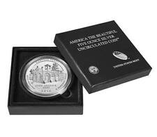 2016 P Harpers Ferry National Historical Park  Uncirculated 5 oz  Silver Quarter