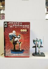 Transformers Paradon Medic AFX Exclusive mini polystone statue by Palisades Toys