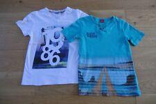 Zwei tolle T-Shirt Gr.128
