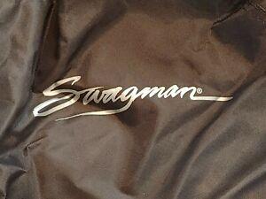 NEW Swagman #82005 Grey Bike Cover RV Rear Hitch Type