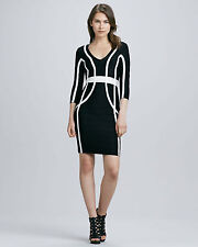 French Connection Bandage Dress Size 4