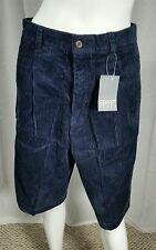 7a6f3fdf5e5f Esprit Sport NEW Corduroy Shorts Womens Size 11/12