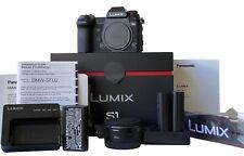 Panasonic LUMIX DC-S1  Mirrorless Camera (Body Only)