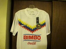 CLUB AMERICA 2013 NIKE DRI-FIT SOCCER Jersey Shirt Football MEN S youth XL NWT