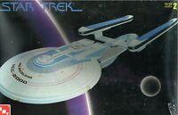 "AMT ERTL STAR TREK USS EXCELSIOR Model Kit 6630 18"" long Sealed NIB M424"