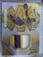 KYLE KUZMA 2017 PANINI SPECTRA JERSEY REFRACTOR ROOKIE RC 1/10 LAKERS Sick Patch