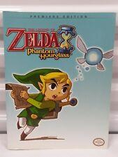 The Legend of Zelda: Phantom Hourglass ~ Players Game Guide Nintendo Premiere