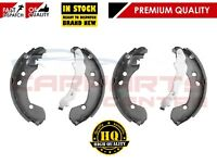 FOR NISSAN MICRA NOTE K12 REAR AXLE BRAKE SHOES SET FOR MODELS WITH DRUMS