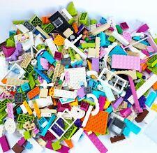 Genuine LEGO Friends 500g. Mixed Bricks Bundle Job Lot Pieces Pink Purple Girls