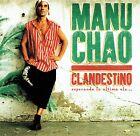 CD - MANU CHAO - Clandestino