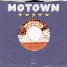 BARRETT STRONG - MONEY (THAT'S WHAT I WANT) - MINT REISSUE 45