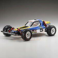 Kyosho OPTIMA Non Decoration Clear Body Set EP 4WD 1:10 RC Cars Buggy #OTB245