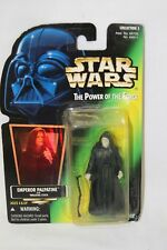 Star Wars Power of the Force Emperor Palpatine Figure 1996 New on Card