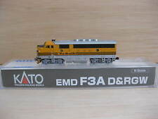 Kato - ref.176-1303 - Locomotora diesel EMD F3A Rio Grande (D&RGW)