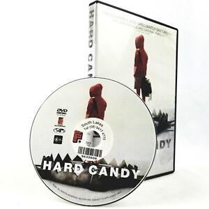 Hard Candy DVD Sexual Predator Psychological Thriller Elliot Page Sandra Oh