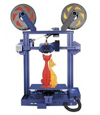 Lotmaxx Shark SC-10 3D Printer Auto Leveling Bi Color Gray New