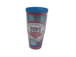 Simply Southern Tervis Tumbler 24 oz NWT Preppy Owl Cup