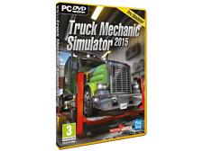 PC Truck Mechanic Simulator 2015