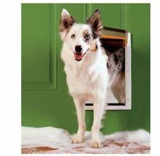 PetSafe Large Extreme Weather Pet Door New + Freeshipping !
