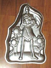 Wilton Pocahontas Disney Cake Pan 1995 Retired #2105-3700