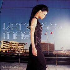 Vanessa-Mae - CD - Subject to change (2001) ...