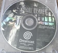 LEGACY OF KAIN SOUL REAVER DREAMCAST *** DISC ONLY **