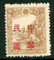 China 1946 Manchukuo Local Overprint Mint J116 ⭐⭐⭐⭐⭐