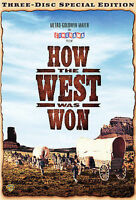How the West Was Won (Three-Disc Special Edition) Carroll Baker, James Stewart,