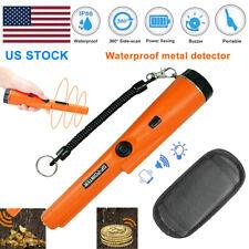 360°Metal Detector Pinpointer Gold Hunter Sensitive Tester Waterproof Gp-Pointer