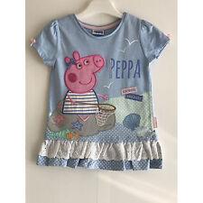 TU PEPPA PIG GIRLS DRESS - Size UK6YRS