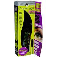 PF23 Physician's Formula Organic wear 100% Natural Lash Boosting Mascara, Black