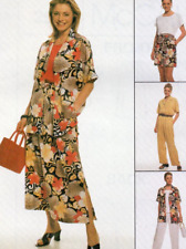 McCalls Pattern 2567 Misses 8-12 Wardrobe Jacket Top Skirt and Trousers