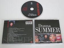 DONNA SUMMER/DONNA SUMMER/MASTER SERIES(MERCURY 534 285-2) CD ALBUM