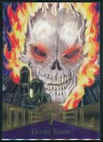 1995 Marvel Metal Trading Card #59 Ghost Rider