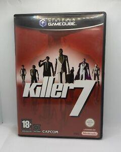 KILLER  7 (Nintendo  GameCube) 2005 Capcom en boite