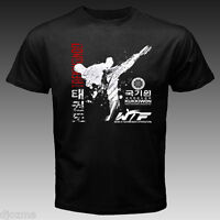 New World Tae kwon Do Federation  Korean Martial Art WTF Kukkiwon T-shirt