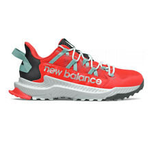New Balance Mens Shando Trail Running Shoes Trainers Sneakers Red Sports