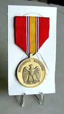 United States U.S. Army National Defense Service Medal Full Size