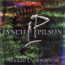 George Lynch Jeff Pilson Wicked Underground CD 2003