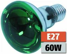E27 60W GRÜN -  HQ Reflektorlampe Glühlampe Glühbirne