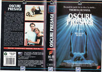 Oscuri presagi (1992) VHS
