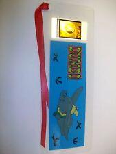 DUMBO Rare Movie Memorabilia Film Cell Bookmark Collectible disney