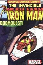 IRON MAN 149 2nd PRINT GIVEAWAY PROMO PROMOTIONAL VARIANT RARE INVINCIBLE