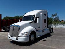 2017 Kenworth T680 w/Cummins 450Hp No Reserve 17 Semi Truck # Hj152788 R Tx