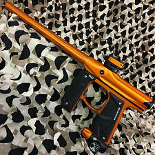 NEW Empire Invert Mini GS Electronic Tournament Paintball Gun - Sunburst Orange