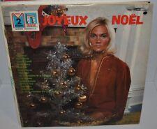 JOYEUX NOEL Double Christmas LP Record Sexy Cheesecake Cover 1970s